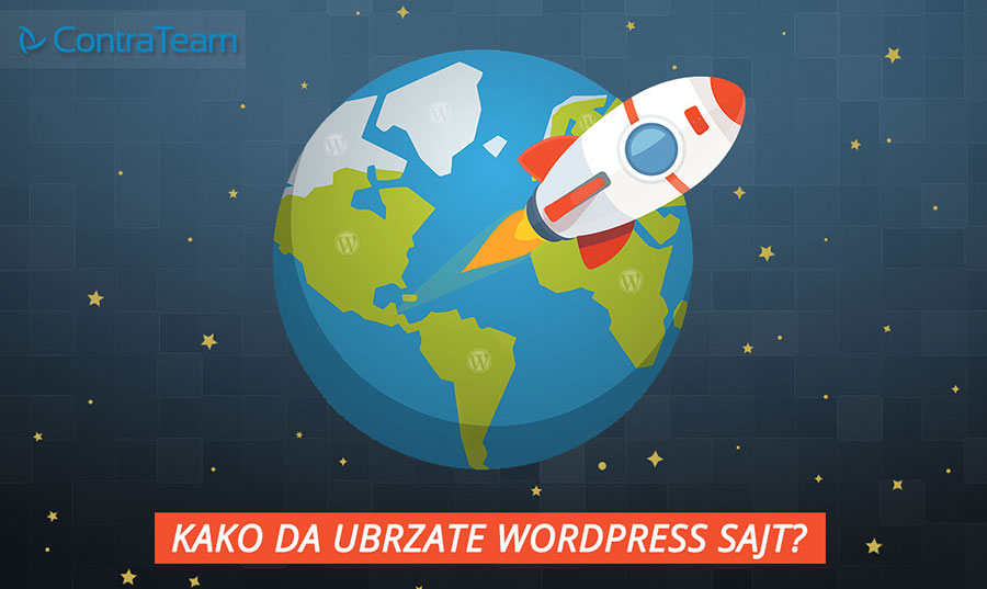 Kako da ubrzate WordPress web sajt