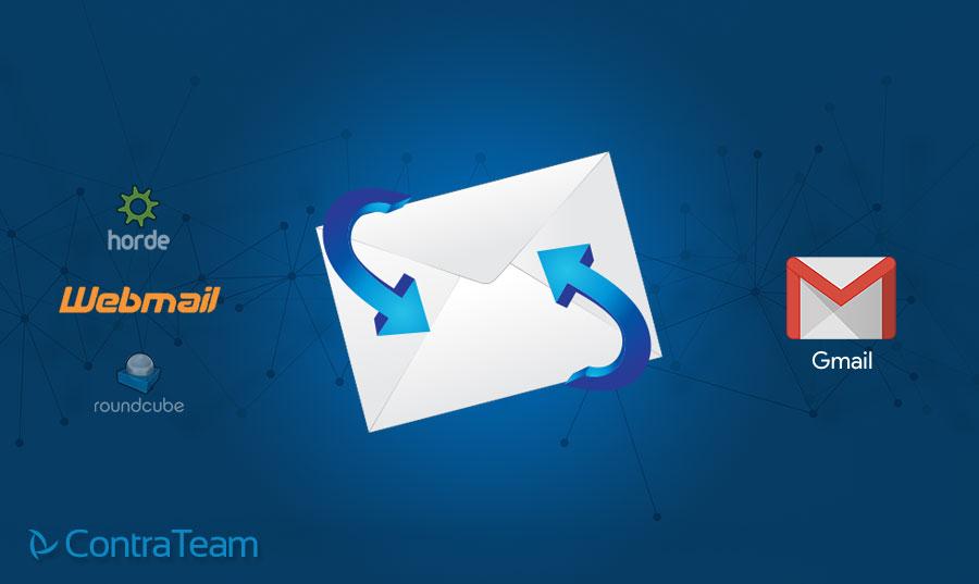 Kako koristiti webmail u Gmail okruženju? Sinhronizacija webmaila sa gmailom